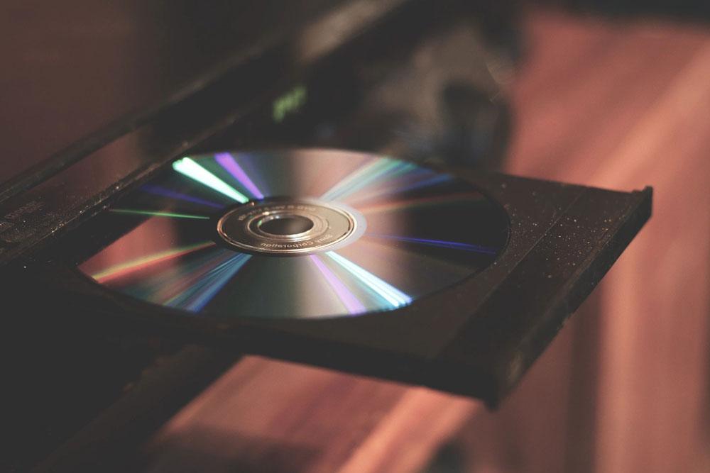 Videotape to DVD